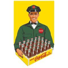 Coca Cola Collectible Signs