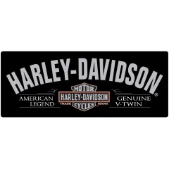 Harley Davidson Tin Sign Collection