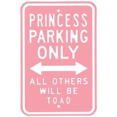 Princess Park Toad