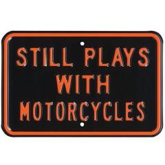Still Plays Motorcycles
