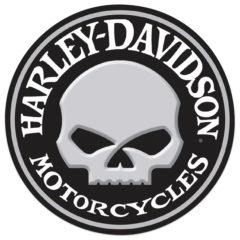 H-D® Willy Button Sign