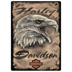 H-D® Eagle Card Sign