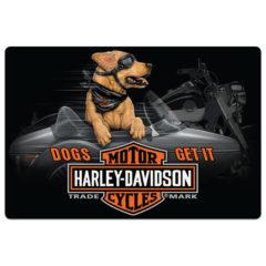 H-D® Side Dog Sign