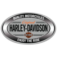 H-D® Enjoy Ride Oval