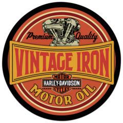 H-D® Vintage Iron