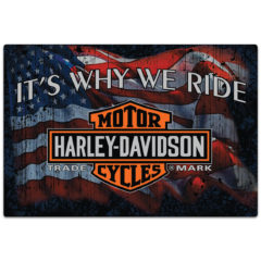 H-D® Why We Ride (NEW)