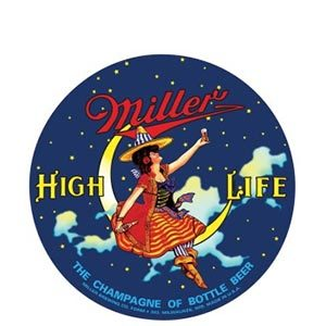 MillerCoors® Tin Signs