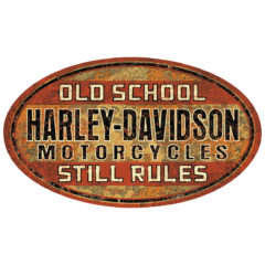 H-D® Old School (NEW)
