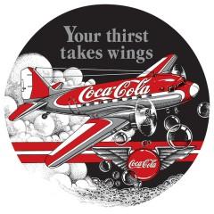 Coca-Cola Tin Signs
