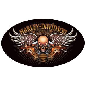 Harley-Davidson® Magnets