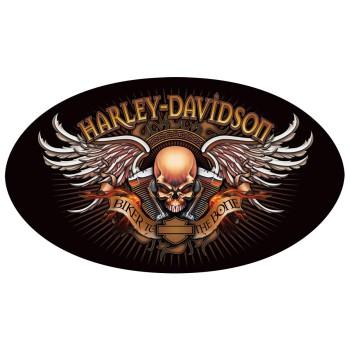 Harley Davidson Tin Sign Collection