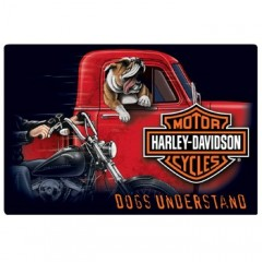 H-D® Dogs Understand, Dealer Exclusive*