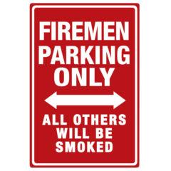 Firemen Parking