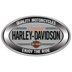 H-D® Enjoy Ride Oval