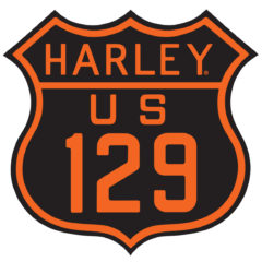 H-D® US Route 129 Die-Cut, Dealer Exclusive* NEW!